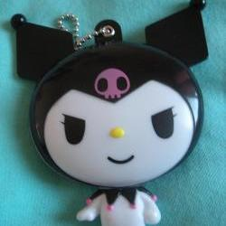Kawaii Compact Mirror for Crafting